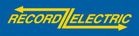 Record Electric Logo